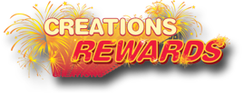 CreationsRewards - Online Rewards Program
